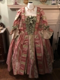 Full Front on Dress Form