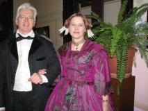 Laura & Bill at the Ball 2010
