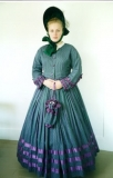 Fashion Show at Hale Farm and Village 2001