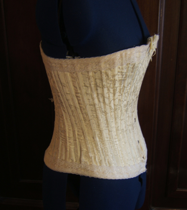 1890s Corset Side